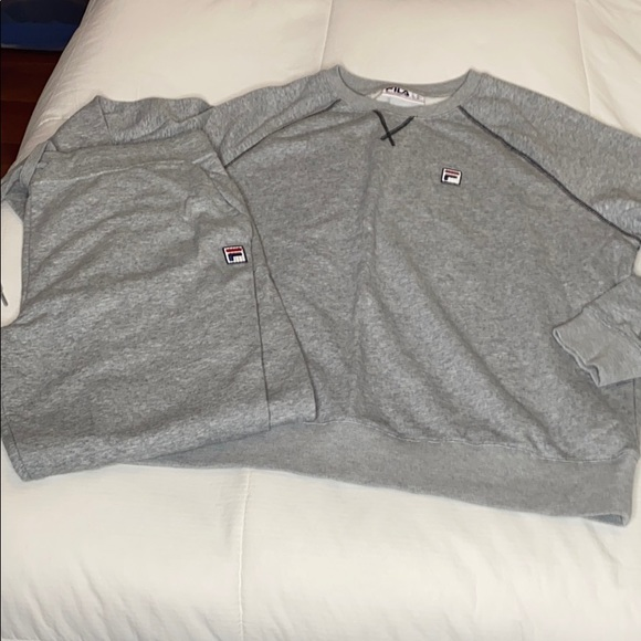 Fila Tops | Fila Plus Size Sweatshirt